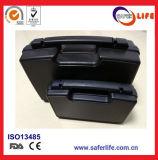 Caixa de armazenamento de plástico Professional Box PP grossista com alça