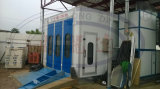 Cabine automatique de peinture du véhicule Wld6200 (CE) (type économique)
