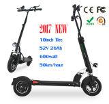 Scooter électrique bon marché de moto de vente en gros chinoise d'usine