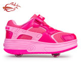 [نو مودل] يبيطر بكرة مزلج قابل للانكماش لأنّ فتى بنات, جيّدة نوعية أطفال [رولّر سكت] أحذية حذاء رياضة