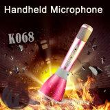 SsK068無線マイクロフォンのBluetoothの手持ち型のカラオケのマイクロフォン