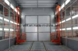 Automotivo profissional em 3 eixos para a pintura de elevação da plataforma