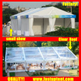 2018 tenda della tenda foranea di 10m X 20m con il blocco per grafici di alluminio ed il coperchio di PVC