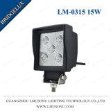 工場OEM/ODMオフロードBridgelux LED働くライト15W 4.3インチ