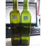 Olivenöl-Flasche, Flasche des Olivenöl-750ml