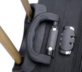簡易性のハンド・バッグの外部トロリー荷物