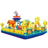 Bouncer charmant château gonflable gonflables pour les enfants jouets gonflables. (JS4001)