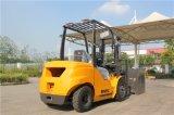 Chariot élévateur diesel de chariot gerbeur avec le pneu solide