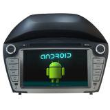 Commerce de gros 2 DIN automatique du système Android de lecteur de DVD AVEC GPS, WiFi/3G pour Hyundai 2014 ix35