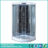 Caja de la esquina de vapor de ducha con chorros de masaje 6 Back (LTS-815)