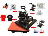 أباريق أغطية [تشيرتس] تصديد إنتقال طباعة حرارة صحافة آلة