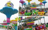 2018 Nuevo Diseño Paseo parque de atracciones populares de la carrera de globos de Samba feliz columpio medusas a la venta