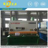 Машина гидровлической гильотины QC11y-12X2500 режа