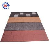 지붕널 색깔 돌 건축재료를 위한 입히는 기와