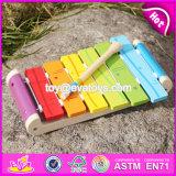 As crianças com Novo Design talento musical Xylophone de madeira para venda W07C056