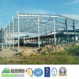 Costruzione prefabbricata della struttura d'acciaio del metallo