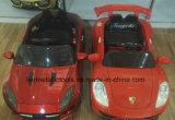 二重モーターおよび速度制御を用いる子供の電気自動車