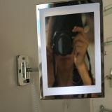 스테인리스 LED 메이크업 거울