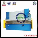 125t de hydraulische Buigende Machine van het Blad