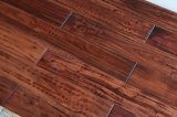 настил краски замка 15-18mm Uniclic UV проектированный акацией деревянный