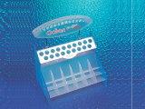 Support cosmétique clair d'affichage de rouge à lèvres (J002)