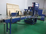 Zls-6040 Personalizar Disponível Caixa De Cartonagem Dupla Lateral de Calor Shrink Wraping Packing Machine