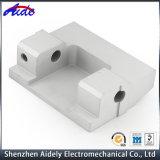 Peça sobresselente fazendo à máquina do CNC do alumínio feito sob encomenda da elevada precisão para médico