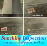 Servizi professionali di controllo di qualità di controllo di qualità in Xuzhou, Pizhou, Suqian, controllo Sunchine/di Dongtai