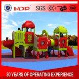 新しい設計されていた大きいプラスチック屋外の子供装置の運動場