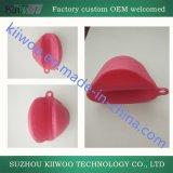 Parte modellata della gomma di silicone di colore