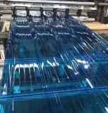 50um紫外線保護パソコンのポリカーボネート波形シートのプラスチック屋根