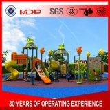 De Plastic OpenluchtSpeelplaats van kinderen, de In het groot OpenluchtApparatuur HD16-064A van de Speelplaats