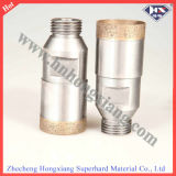 Gewinde Diamond Core Drill Bit für Glass und Ceramic Tile