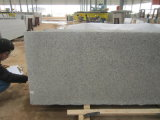 Baumaterial flammte den hellen Granit G603, der für Fußboden/Treppe pflastert