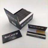 磁気パッケージ・デザインを用いる1つの1/4のタバコのロール用紙