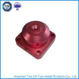 Подгонянная часть высокого качества подвергли механической обработке CNC, котор алюминиевых частей