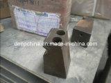 Воздействие Дробильная установка запасных частей/Дробильная установка платы/гильзы колодок плиты
