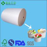 Nahrungsmittelgrad PET überzogenes Papier für Hagen-Dazs Eiscreme-Cup