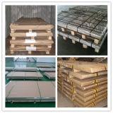Ba終了するSs AISI 430 PVCフィルムが付いている極度のミラーのステンレス鋼シートを販売する工場