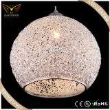 heißer Verkauf des modernen Aluminiumchroms der hängenden Lampe