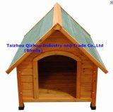 Chambre de chien en bois (QZD9002)