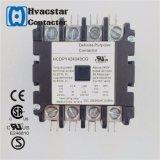 La UL enumeró el contactor de la CA del contactor del DP del contactor de 4 postes para el acondicionador de aire