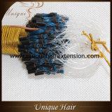 安い価格のインドのRemyのマイクロは毛の拡張に玉を付ける