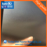 Excelente qualidade de impressão de PVC rígido transparente Material do cartão de visita