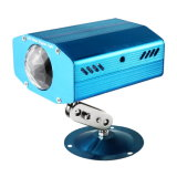 Indicatore luminoso blu di effetto di fase del DJ LED della discoteca di colore IP20