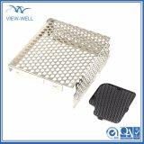 Hardware de precisão personalizada peças de estamparia de metal de alumínio