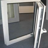 60mm série UPVC Fenêtre à battant pour la vente