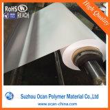Matt en plastique blanc opaque PVC Silk-Screen du rouleau de film pour l'impression