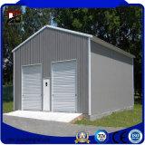Almacén prefabricado de la estructura de acero de los edificios del metal para el garage del Carport
