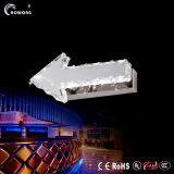 Luzes de parede de aço inoxidável de arte, lustre de cristal da Lâmpada de Iluminação (BH-L5016)